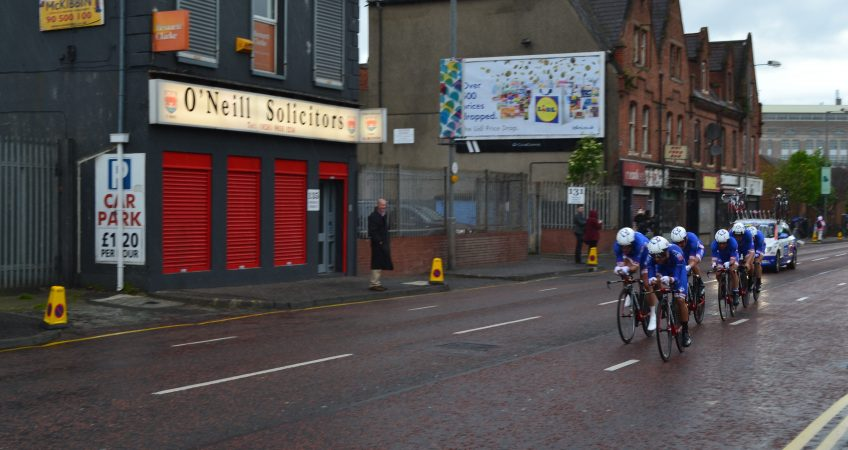 Giro d'Italia - Taken at O'Neill Solicitors